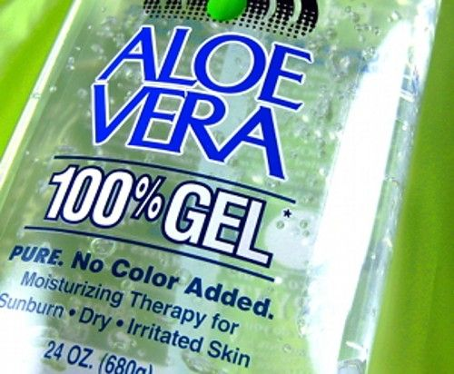 Aloe Vera Gel for Hair and Skin