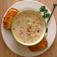 My favorite Corn Chowder recipe