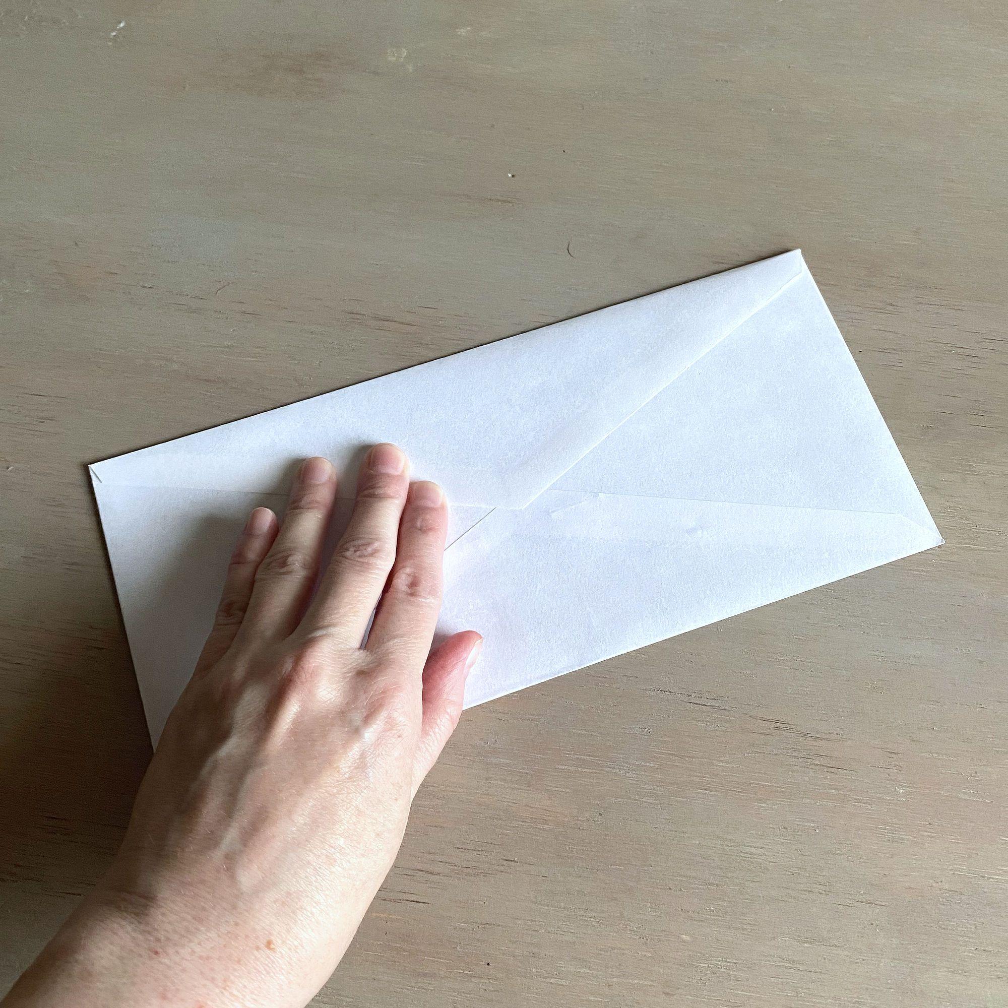 Sealing the envelope