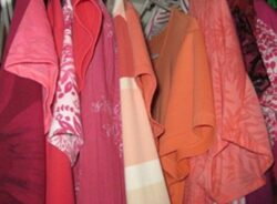 How to organize your clothes in the closet