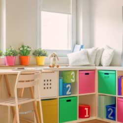 Teach your kids to clean their rooms without all the fuss and drama. This post is full of tips for how to make them understand why they should want to do it. #kidschores #kidsrooms #parenting #snappyliving #cleaning