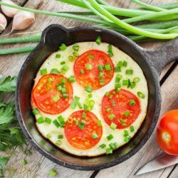 These delicious egg recipes make healthy, quick, easy meals you can enjoy almost anytime and any place. Discover one-dish dinners, fast breakfasts, and even a dessert or two. Also check out our 33 omelette recipes!