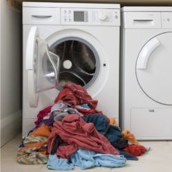 Years ago, laundry detergents needed hot water to work. But that's not true anymore. Cold water is just as effective - even more so in some cases. And when you use cold water for laundry, it saves on your gas or electricity bill.