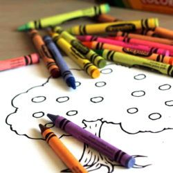 Make your own personalized coloring books