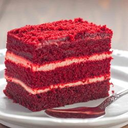 My Favorite Red Velvet Cake Recipe