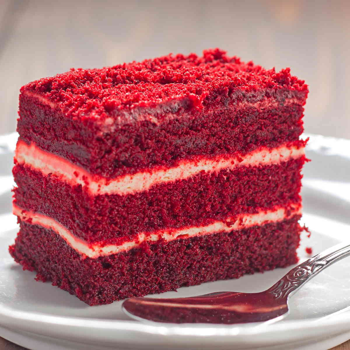 Beet Powder In Red Velvet Cake