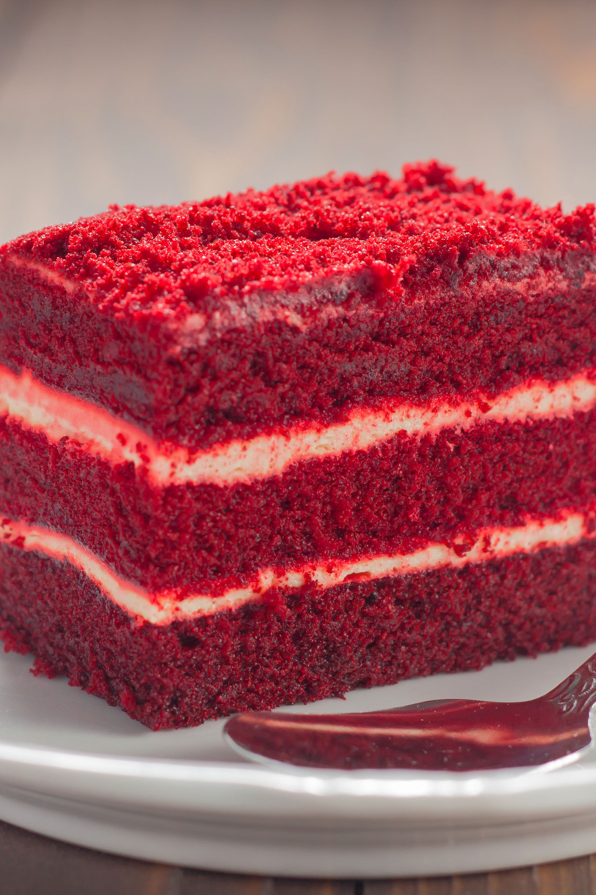 Best Way To Decorate A Red Velvet Cake