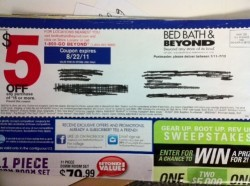 Bed Bath & Beyond's new tricky coupons