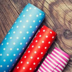 12 ways to repurpose gift wrapping paper