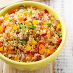 Quinoa recipes and cooking tips