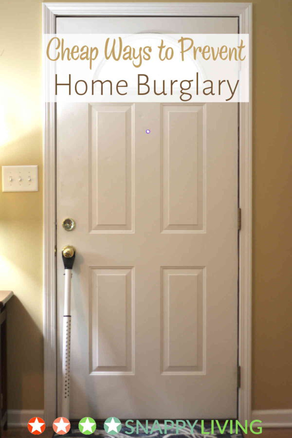 ways to prevent burglary essay Below is an essay on preventing burglary at homes from anti essays, your   this talk to give some advice on how to prevent all this happens.