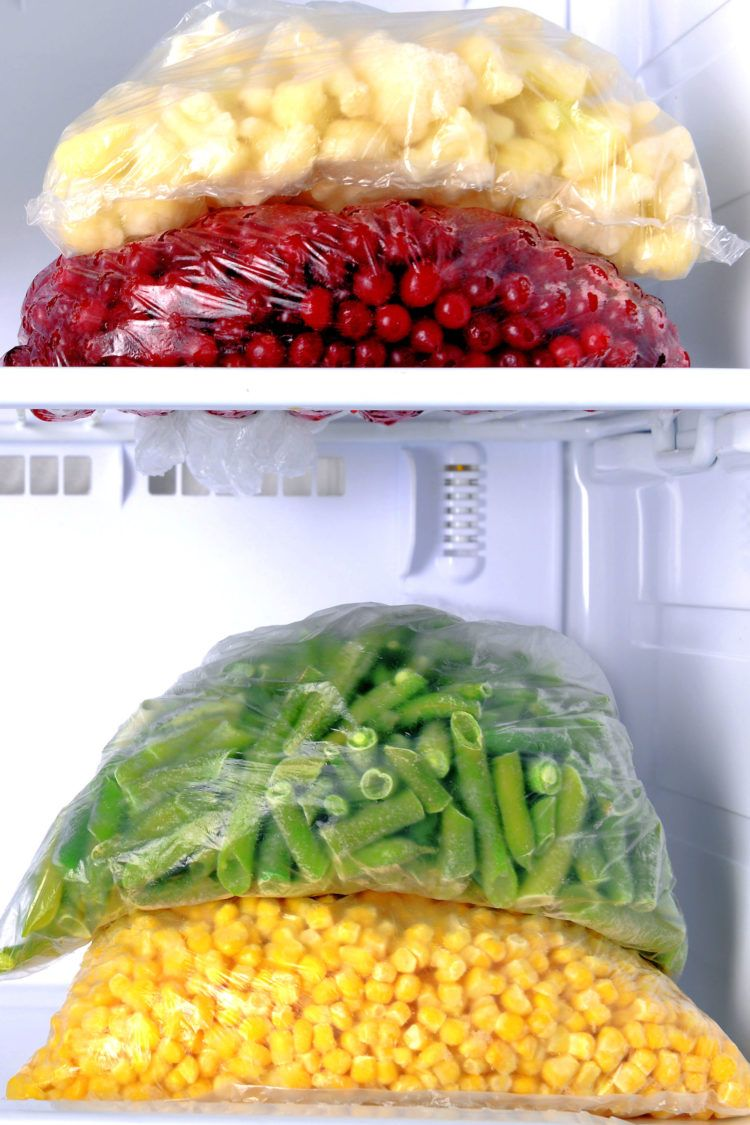 Freezer dinners to make