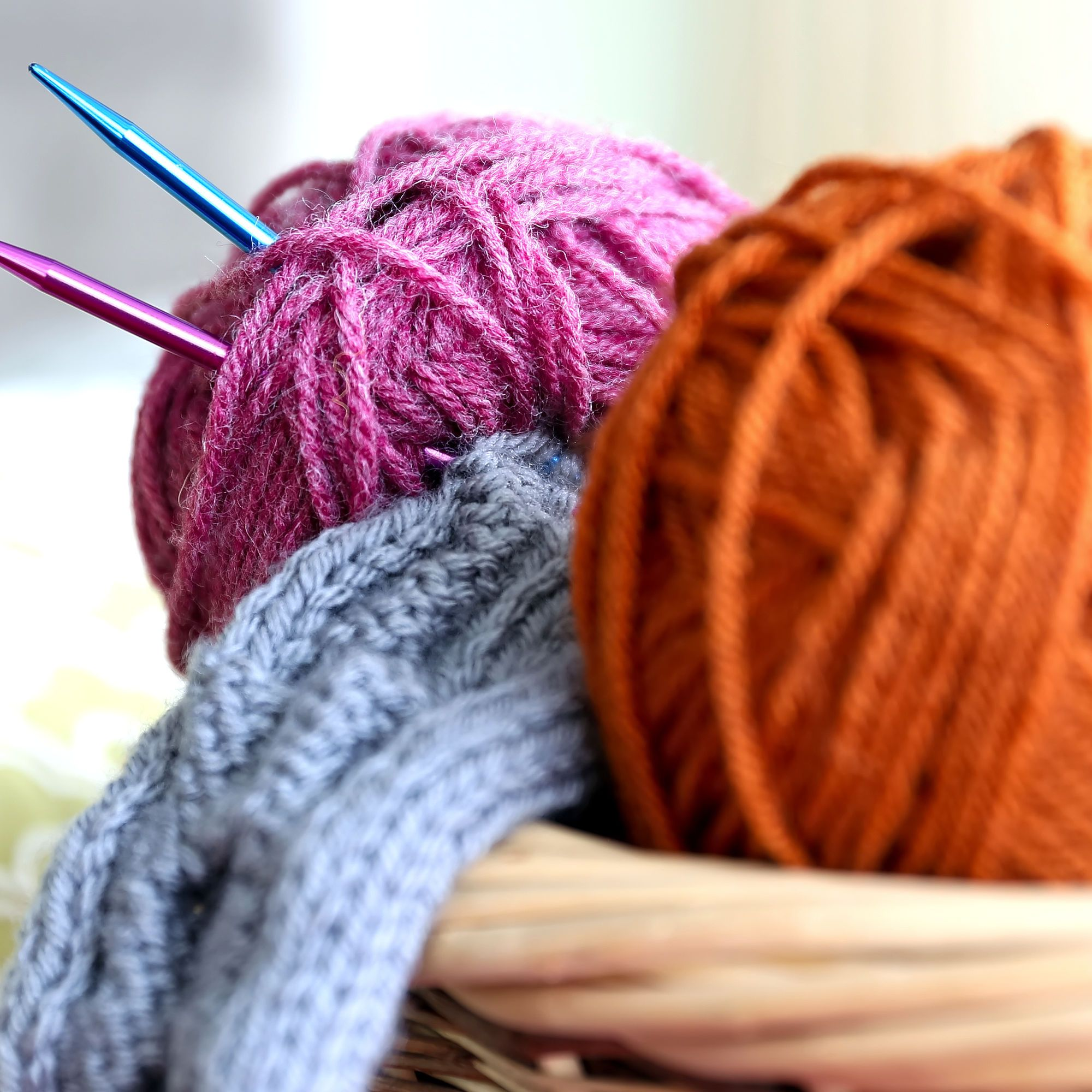 9 sources of free knitting patterns - Snappy Living