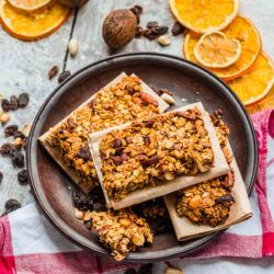 15 homemade energy bar recipes