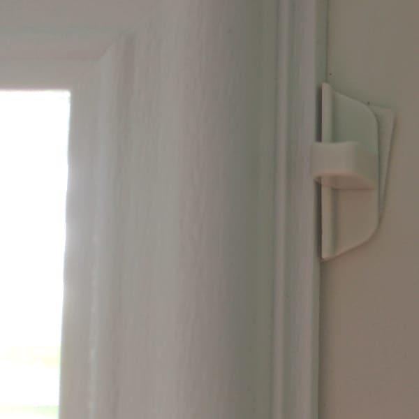 Door Blinds Transform A Glass Door Easy Diy Snappy Living