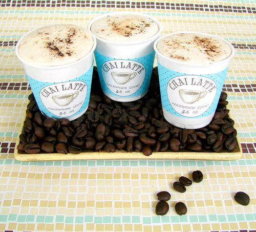 Chai Latte Love (CP Soap Tutorial)