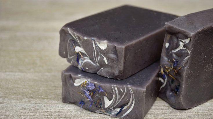 Tutorial: Natural Classic Lavender Soap Recipe